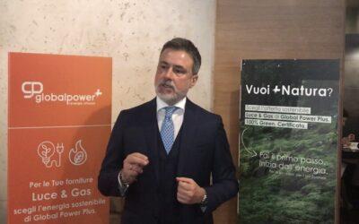 Nasce Global Power Plus, energy brand 100% green
