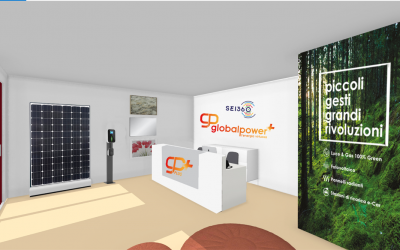 Sbarca a Viareggio Global Power Plus, l'Energy brand 100% green