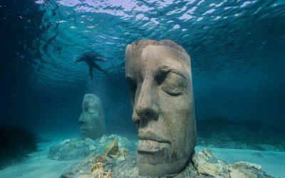Il primo museo subacqueo si trova a Cannes